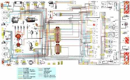 электросхема ваз 21102 инжектор